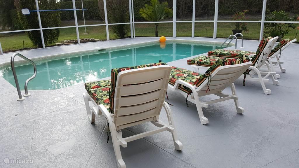 Vakantiehuis Verenigde Staten, Florida, Naples Vakantiehuis Villa Americana