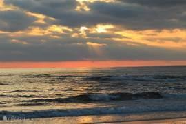 Zon en zee, je kunt er niet genoeg van krijgen..