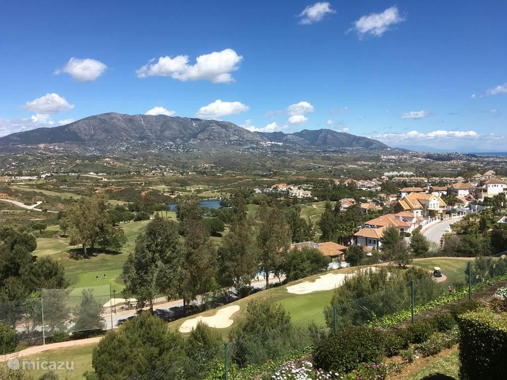 Vakantiehuis Spanje, Costa del Sol, La Cala de Mijas Vakantiehuis La Cala Golf Villa Lily