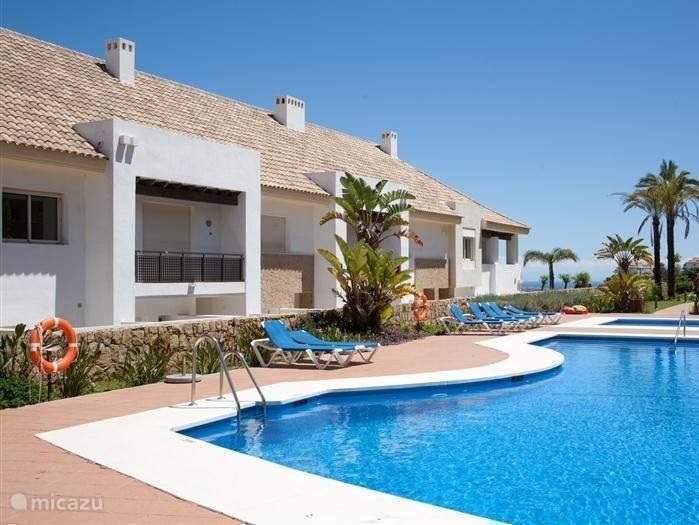 Vakantiehuis Spanje, Costa del Sol, La Cala de Mijas - vakantiehuis La Cala Golf Villa Lily