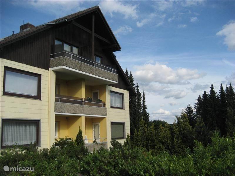 Vacation rental Germany, Harz, Braunlage - apartment FeWo de Boer