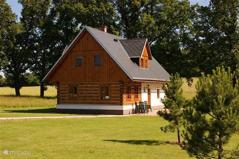 Vakantiehuis Tsjechië, Reuzengebergte, Vrchlabi Villa Villa Riant