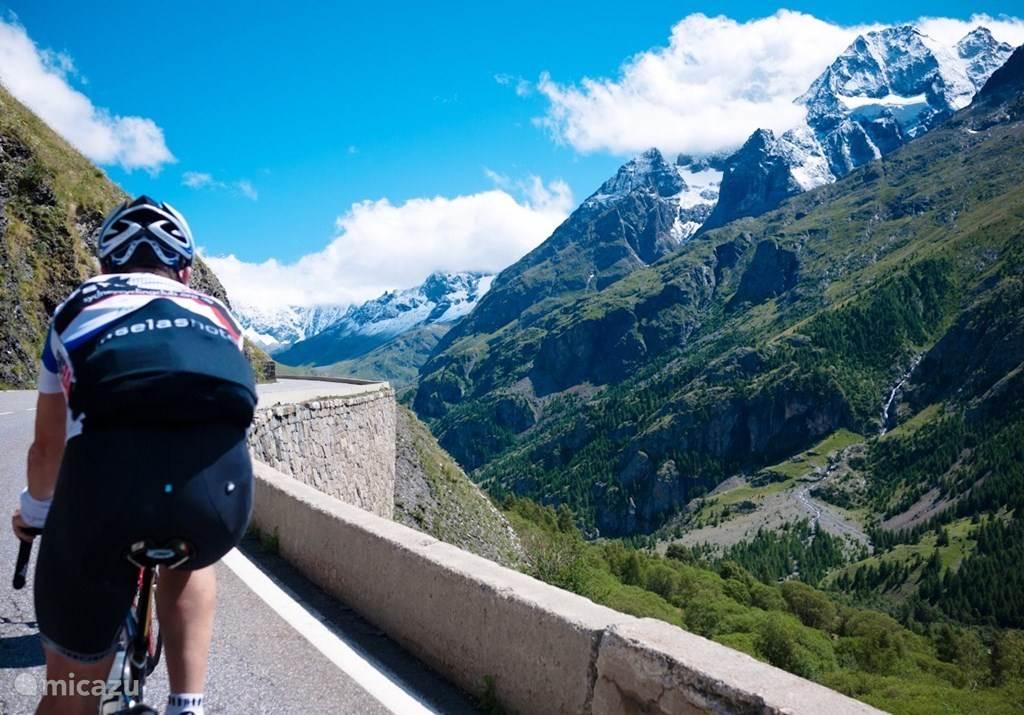 De 21 bochten naar Alpe d'Huez
