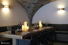 De diners van Chalet Lingayoni zijn bij onze vaste gasten zeer bekend, zelfs een reden om ieder jaar terug te komen.