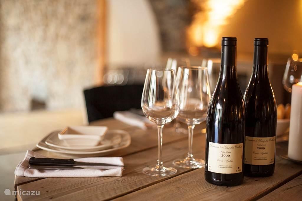 Wij bieden een uitgebreid asortiment aan wijnen