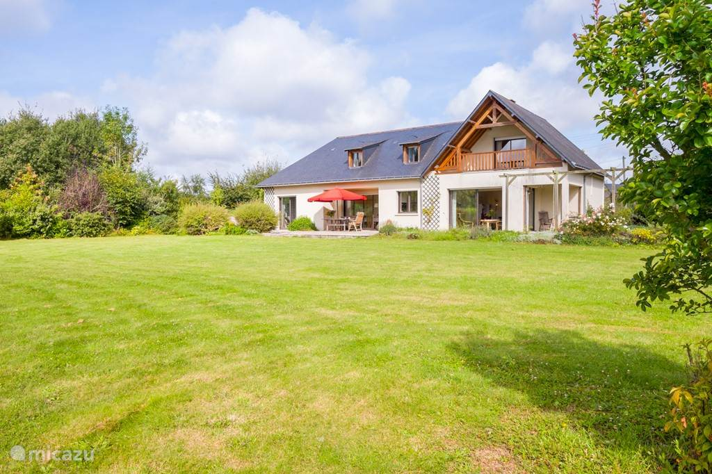 Vakantiehuis Frankrijk, Loire, La Breille les Pins villa Villa Arnaboun