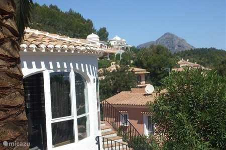 Vakantiehuis Spanje, Costa Blanca, Javea villa Luxe Villa Jávea, zeezicht privébad