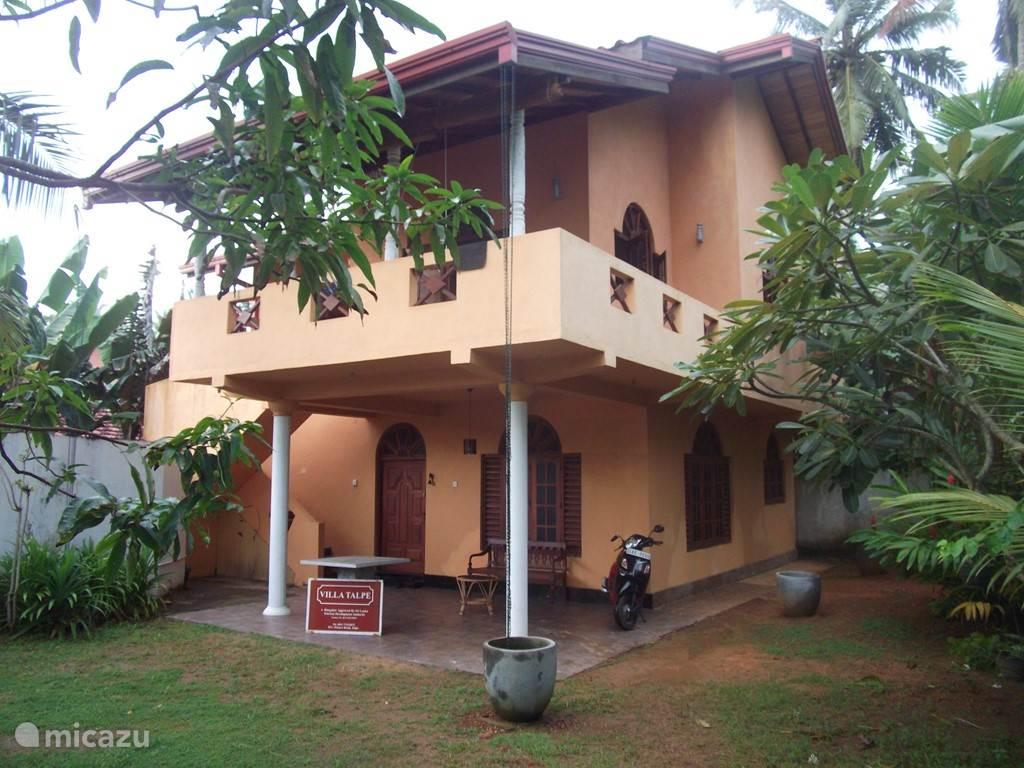 Vakantiehuis Sri Lanka, Zuid, Habaraduwa - bungalow Susabanda