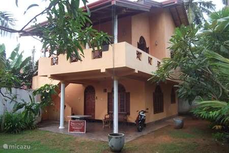 Vacation rental Sri Lanka – bungalow Susabanda