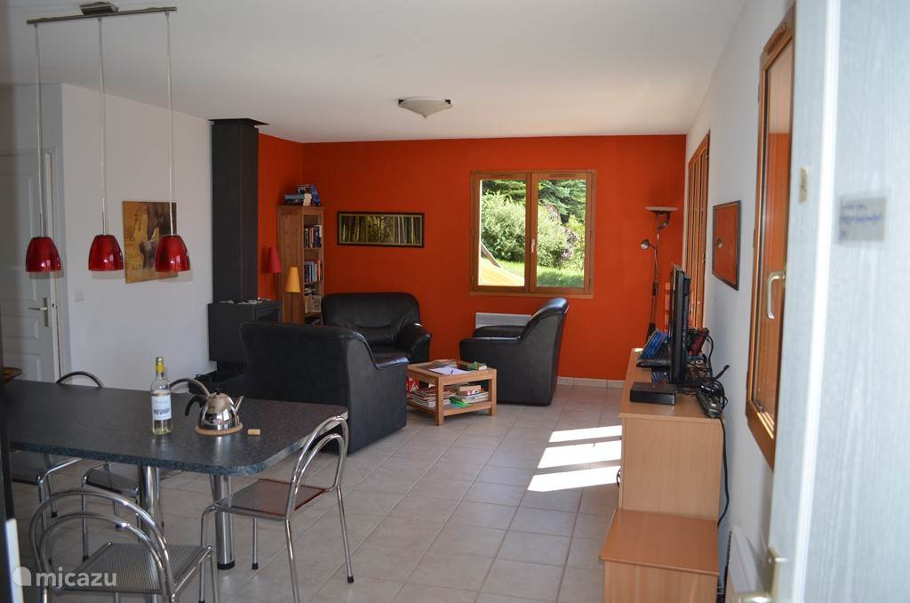 Interior of apartment North