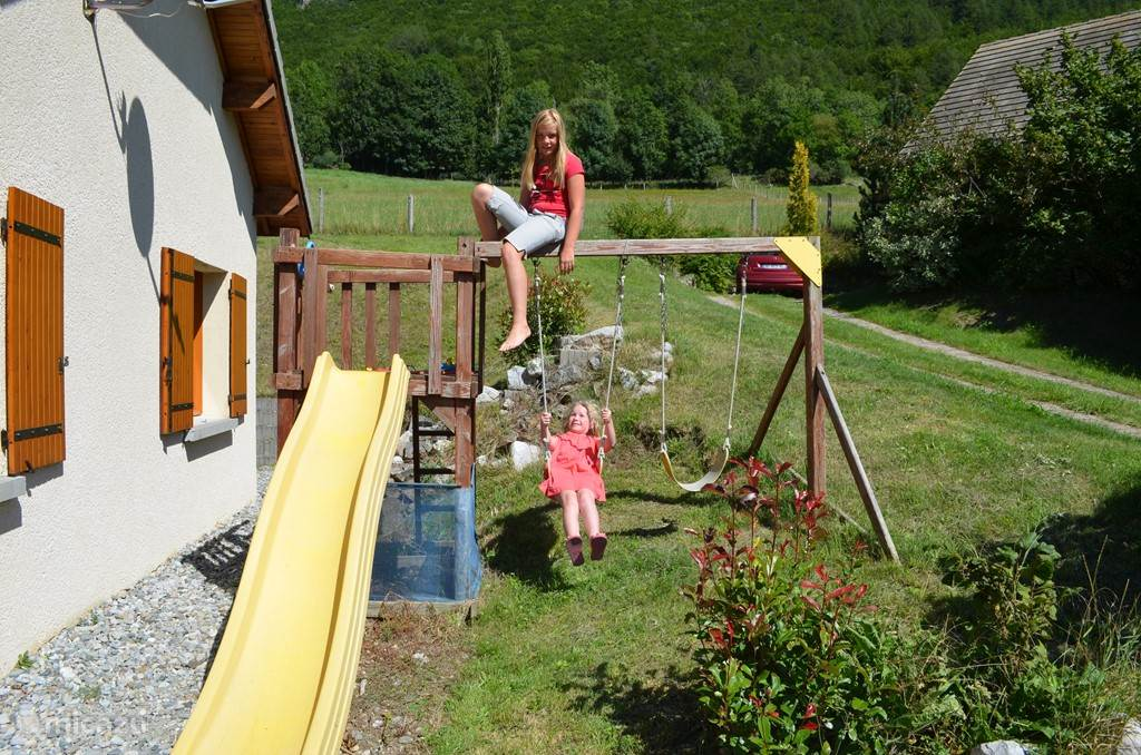 Vakantiehuis Frankrijk, Hautes-Alpes, Aspres-lès-Corps Vakantiehuis Myage luxe familie vakantiehuis