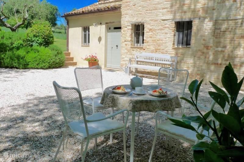 Vakantiehuis Italië, Marche, Corinaldo Vakantiehuis Casa Colline di Bartolo