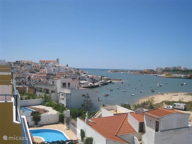 Vakantiehuis Portugal, Algarve, Ferragudo - vakantiehuis Casa Coroa Vitor's Village