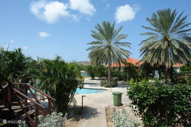 Vakantiehuis Curaçao, Curacao-Midden, Blue Bay Villa BlueBay villa 50m van palmstrand