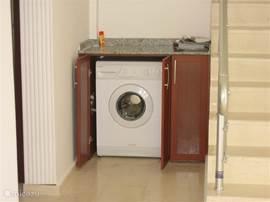Wasmachine.
