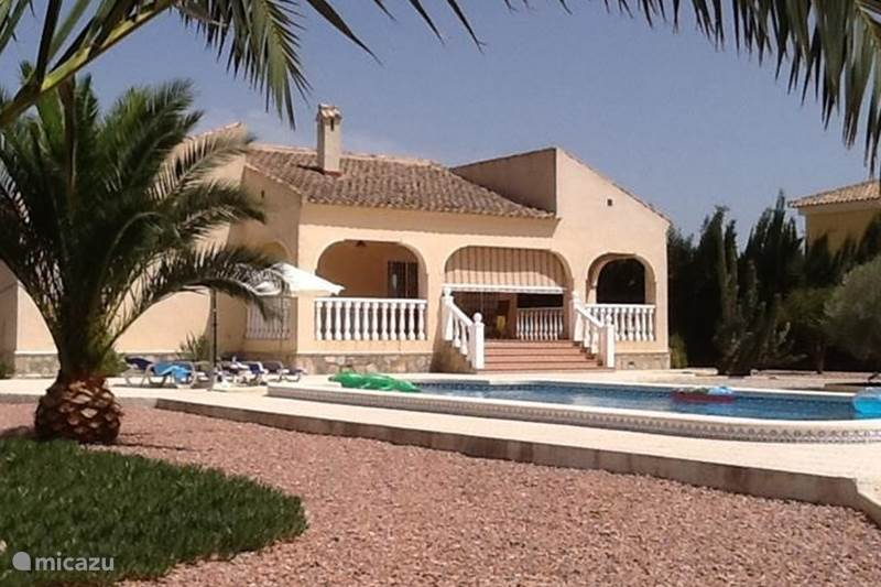 Vakantiehuis Spanje, Costa Blanca, Orihuela Villa Casa Christina