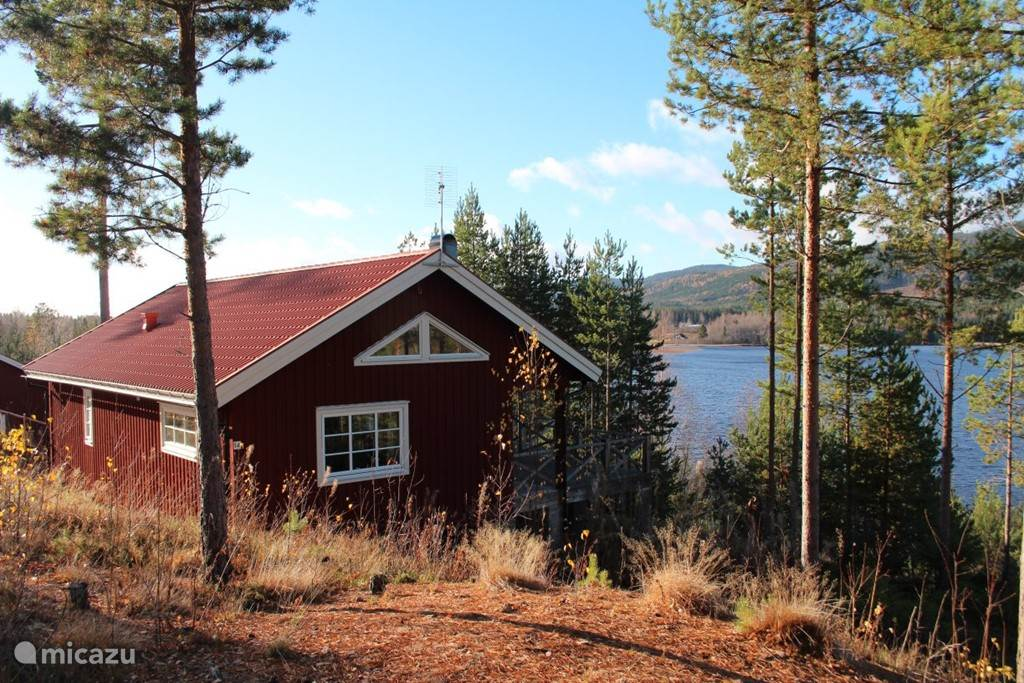 Vakantiehuis Zweden – chalet Varmland Stugby