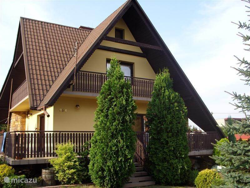 Vakantiehuis Polen, Krakau – vakantiehuis Villa Ela