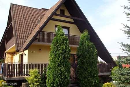 Vakantiehuis Polen, Krakau, Gdów vakantiehuis Villa Ela