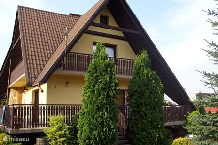 Vakantiehuis Polen – vakantiehuis Villa Ela