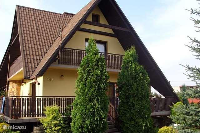 Ferienwohnung Polen – ferienhaus Villa Ela