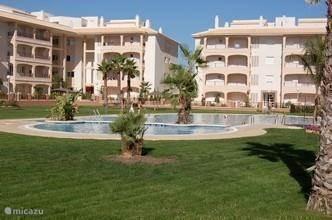 Vakantiehuis Spanje, Costa Blanca, Orihuela Costa appartement Lagunagolf