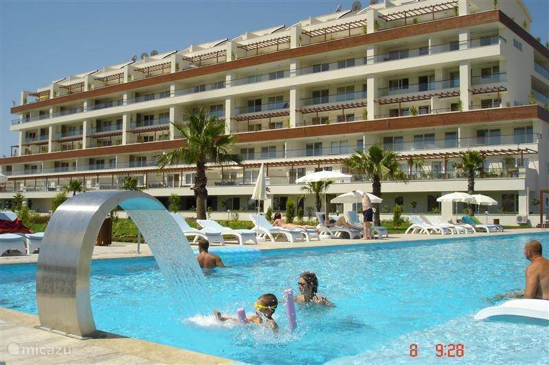 Vacation rental Turkey – apartment Babylon Beach