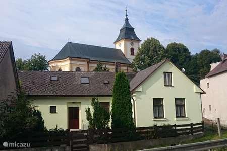 Vacation rental Czech Republic, Vysocina, Luka nad Jihlavou holiday house Vakantiehuis Luka