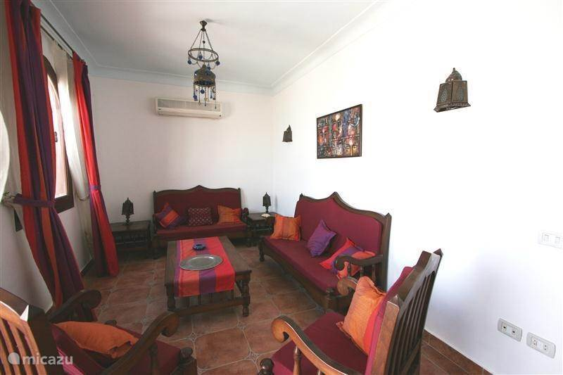 Vakantiehuis Egypte, Rode Zee, Dahab Appartement Star of Asalah