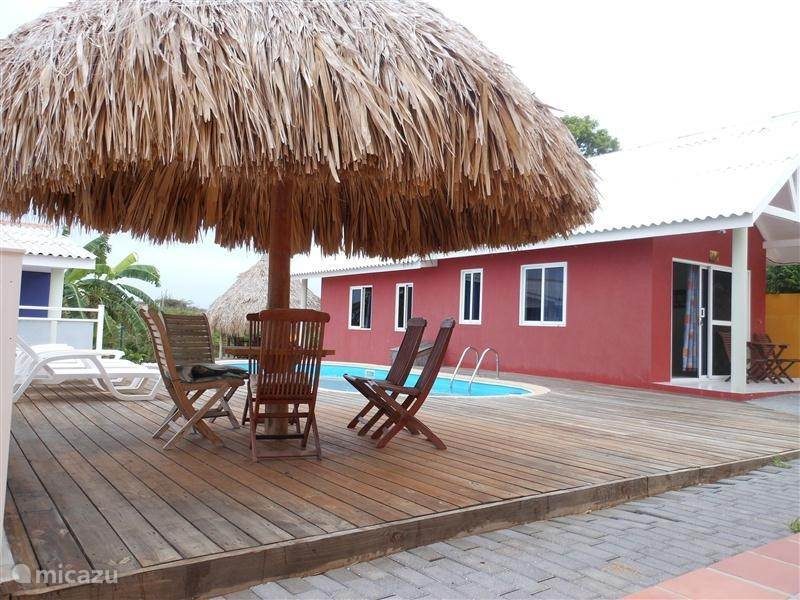 Vacation rental Curacao, Banda Ariba (East), Montaña Abou studio Sabanacras Appartments