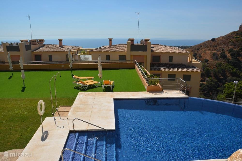 Vakantiehuis Spanje, Costa del Sol, Sitio De Calahonda - appartement Campos del Mar
