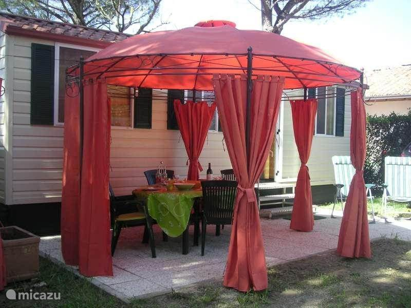 Holiday parks, Italy, Umbria, Assisi, mobile home Mobile home Assisi