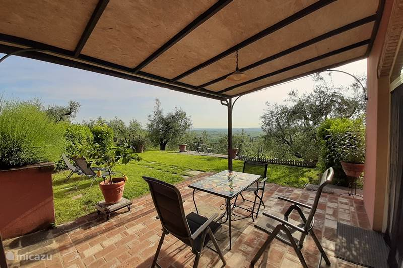 Vacation rental Italy, Tuscany, Vinci Holiday house Vista a Vinci 1