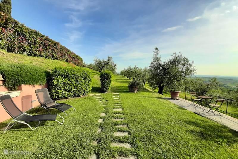 Vakantiehuis Italië, Toscane, Vinci Vakantiehuis Vista a Vinci 1