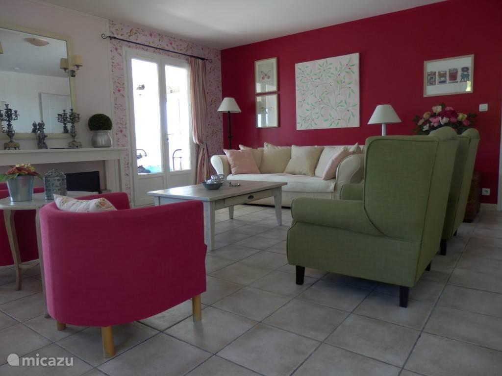 Vakantiehuis Frankrijk, Languedoc-Roussillon, Siran-Najac Villa Le Chat Rouge met 5** Comfort