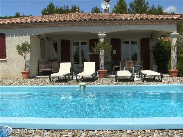Vakantiehuis Frankrijk, Hérault, Siran-Najac Villa Le Chat Rouge met 5** Comfort