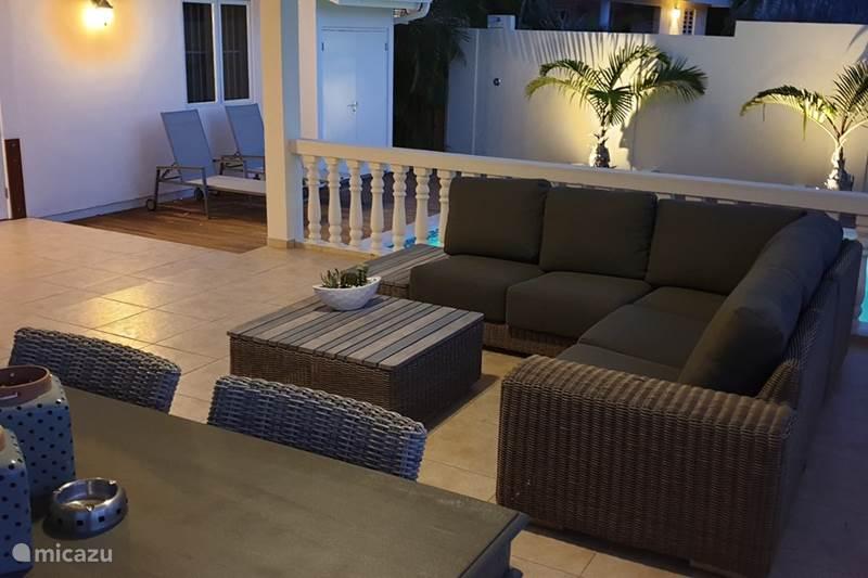 Vacation rental Curaçao, Banda Ariba (East), Jan Thiel Holiday house Tip!! Villa Coco de Palma