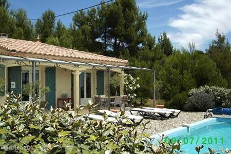 Vakantiehuis Frankrijk, Hérault, Siran-Najac villa Le Canard Bleu 5* 2022 nog met keuze