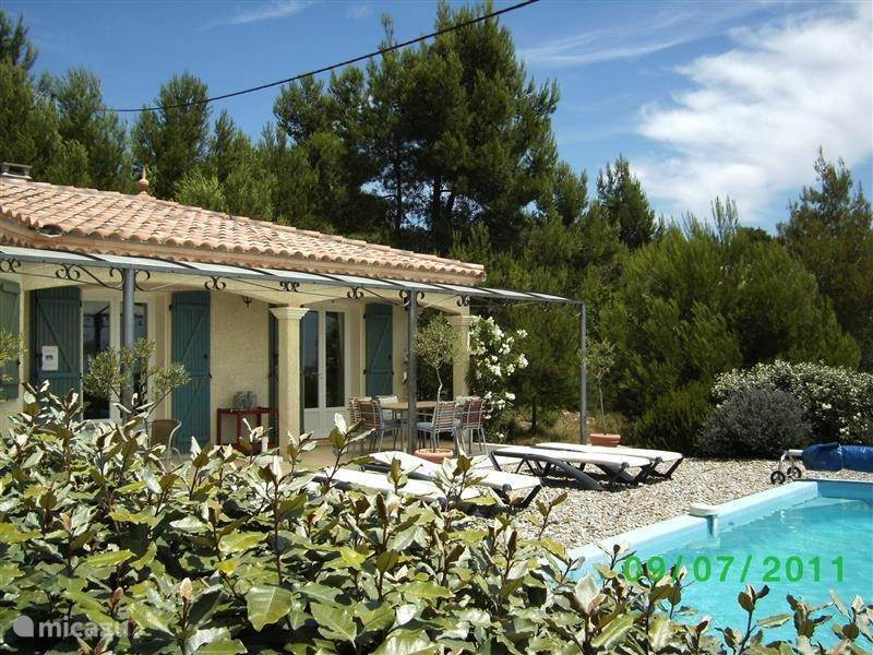 Vacation rental France, Languedoc-Roussillon – villa Le Canard Bleu 5 **