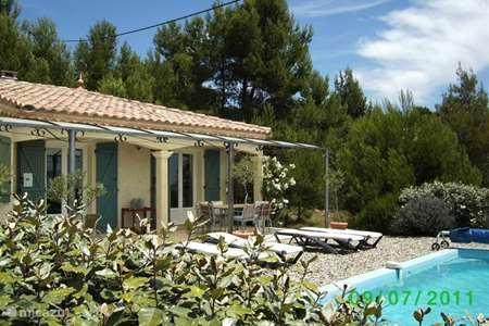 Vakantiehuis Frankrijk, Hérault, Siran-Najac villa Le Canard Bleu 5* 2021 nog met keuze