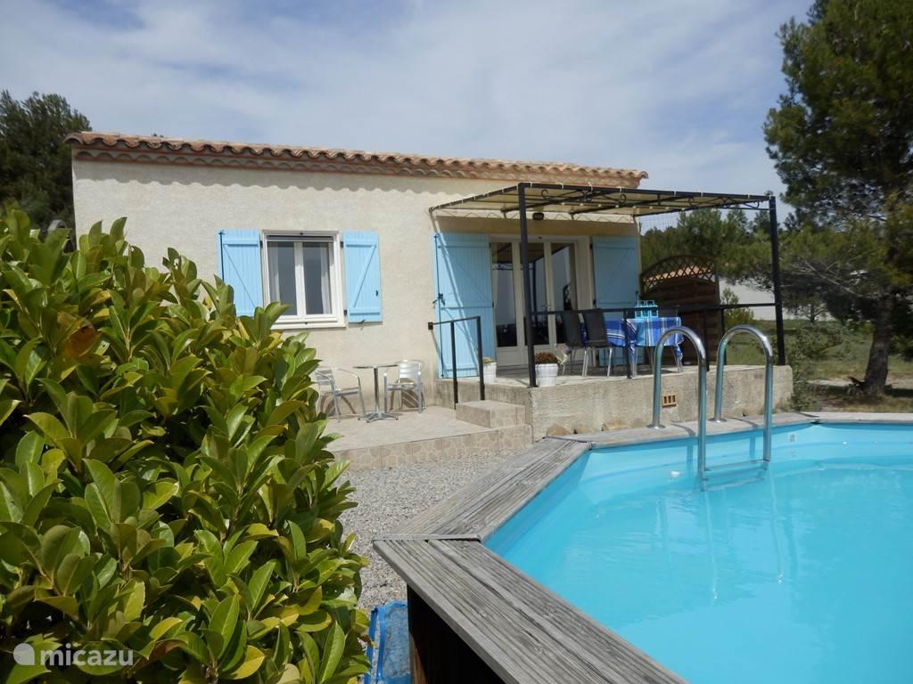 Vakantiehuis Frankrijk Languedoc Roussillon Siran Najac Villa La Souris Grise