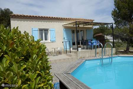 Vacation rental France – villa La Souris Grise 3***