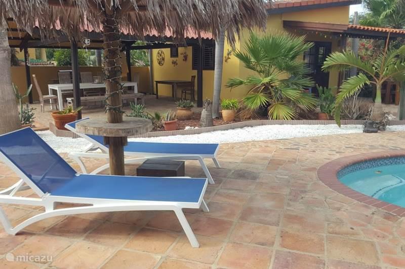 Vacation rental Aruba, Oranjestad, Oranjestad Studio apartementen Caya Luna Aruba