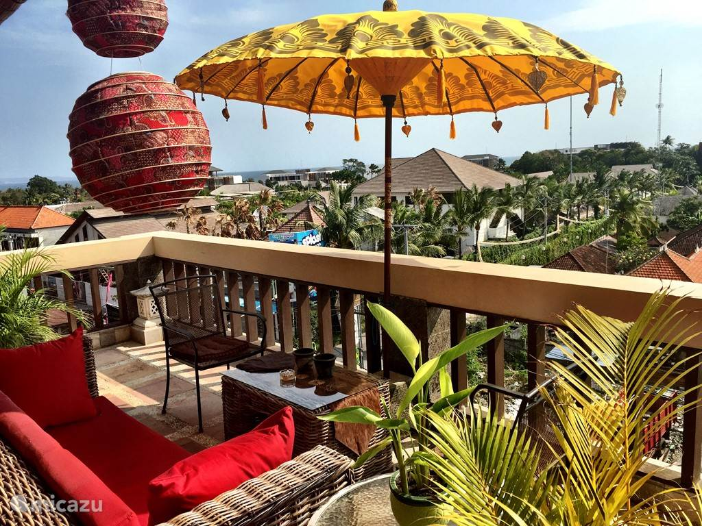 Vacation rental Indonesia, Bali – apartment Angelo's Ocean View Penthouse Bali