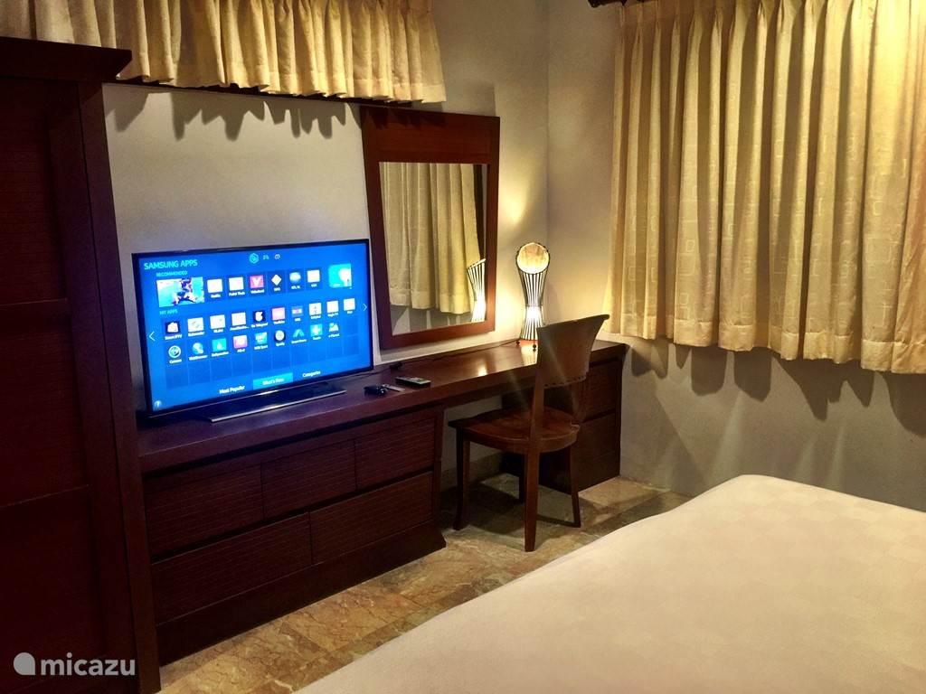 Tv ook in slaapkame