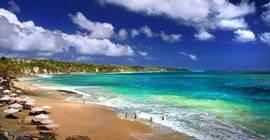 Mooie stranden, makkelijk met huur auto te bereiken