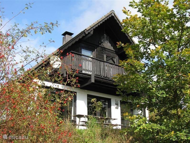 Ferienwohnung Deutschland, Sauerland, Frankenau ferienhaus Frankenau, Am Sternberg 36