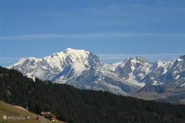 De hoogste berg van Europa! (Mont Blanc)