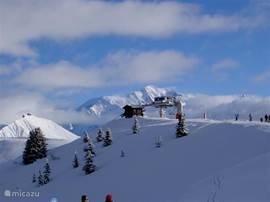 Heerlijk om hier te skien