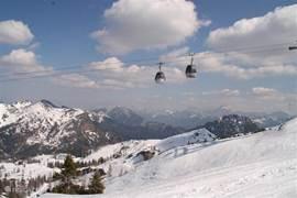 Super skigebied Skiarena Nassfeld.